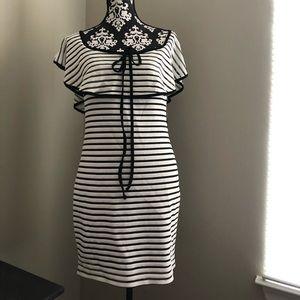 Take 50% off!!🌺 Flirty Boatneck Dress